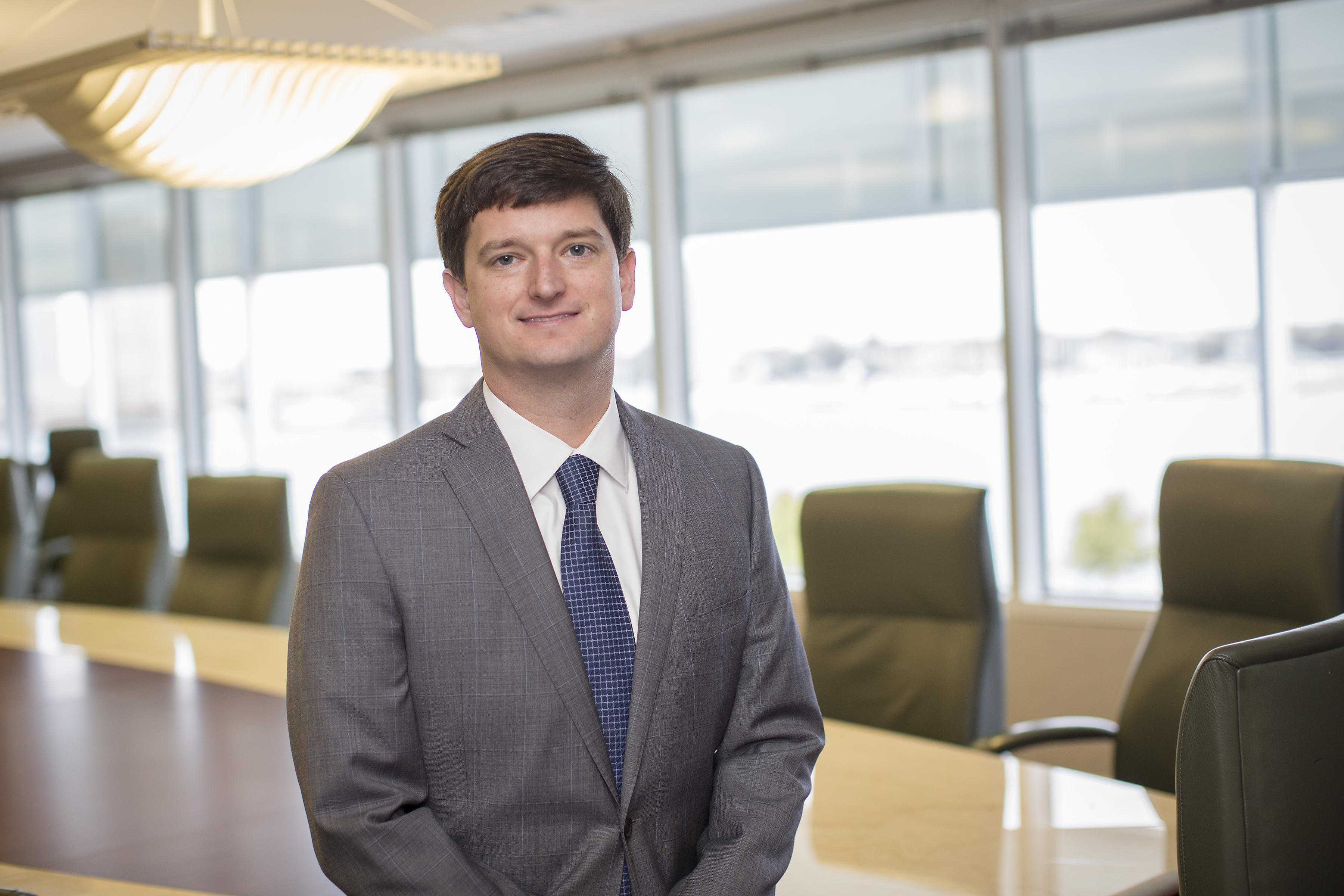 James B. Rixey III Promoted to Partner
