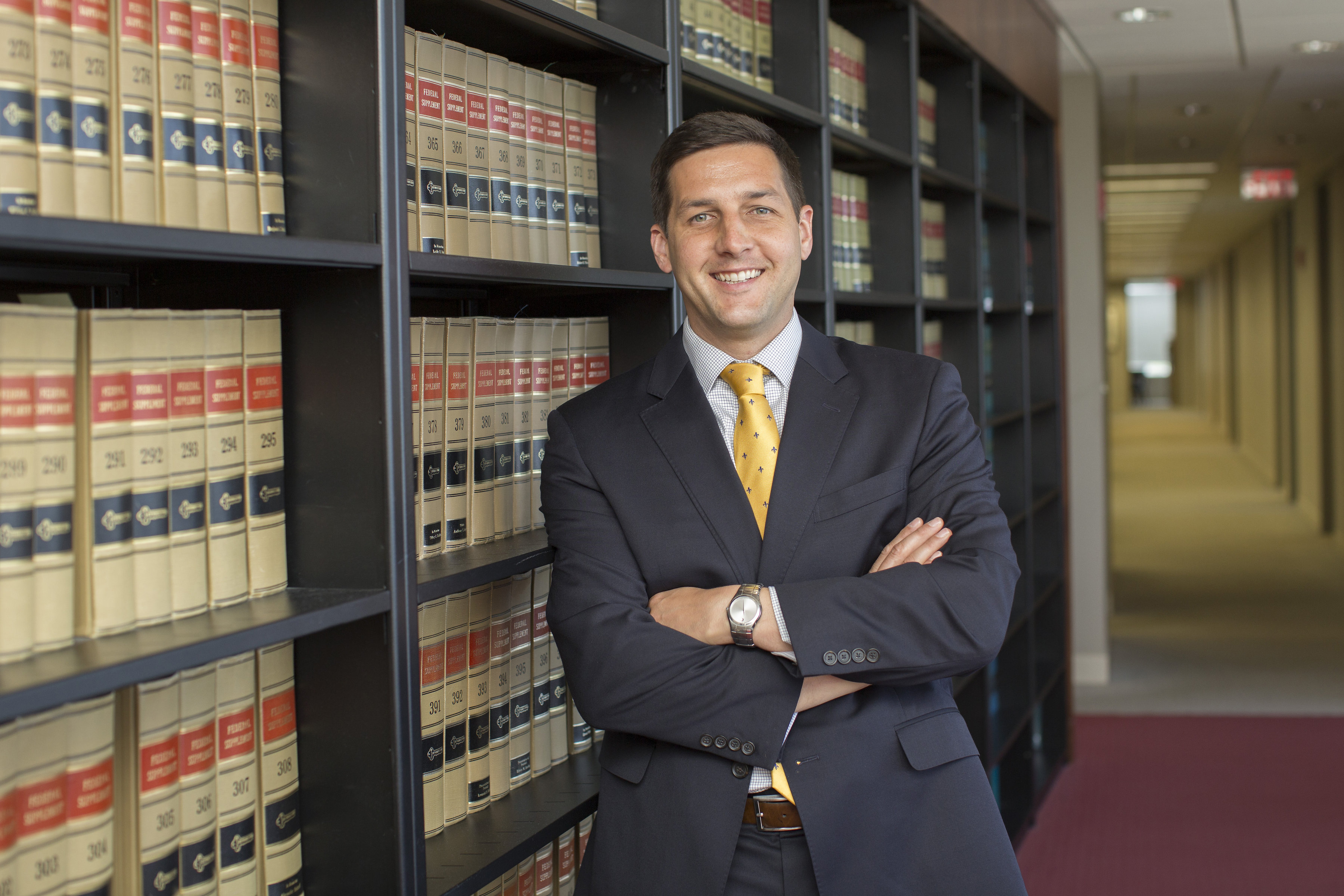 Jeremy R. Moss Named Up & Coming Lawyer for 2017