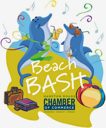 Chamber Hosts 2015 Beach Bash and Sand Kickball Tournament