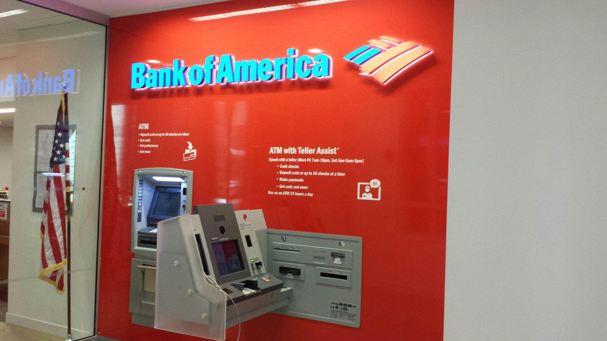 Downtown Norfolk Financial Center, Bank of America introduces state-of-the-art ATM technology