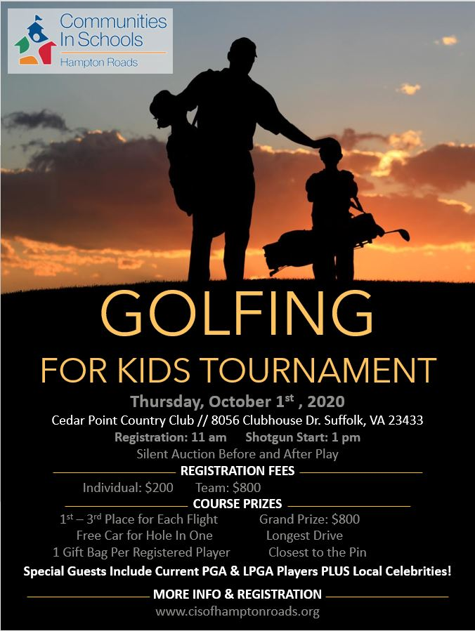 Golfing for Kids Tournament