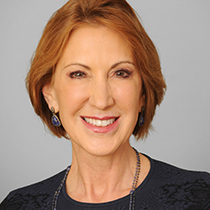 Executive Leadership Series with Carly Fiorina