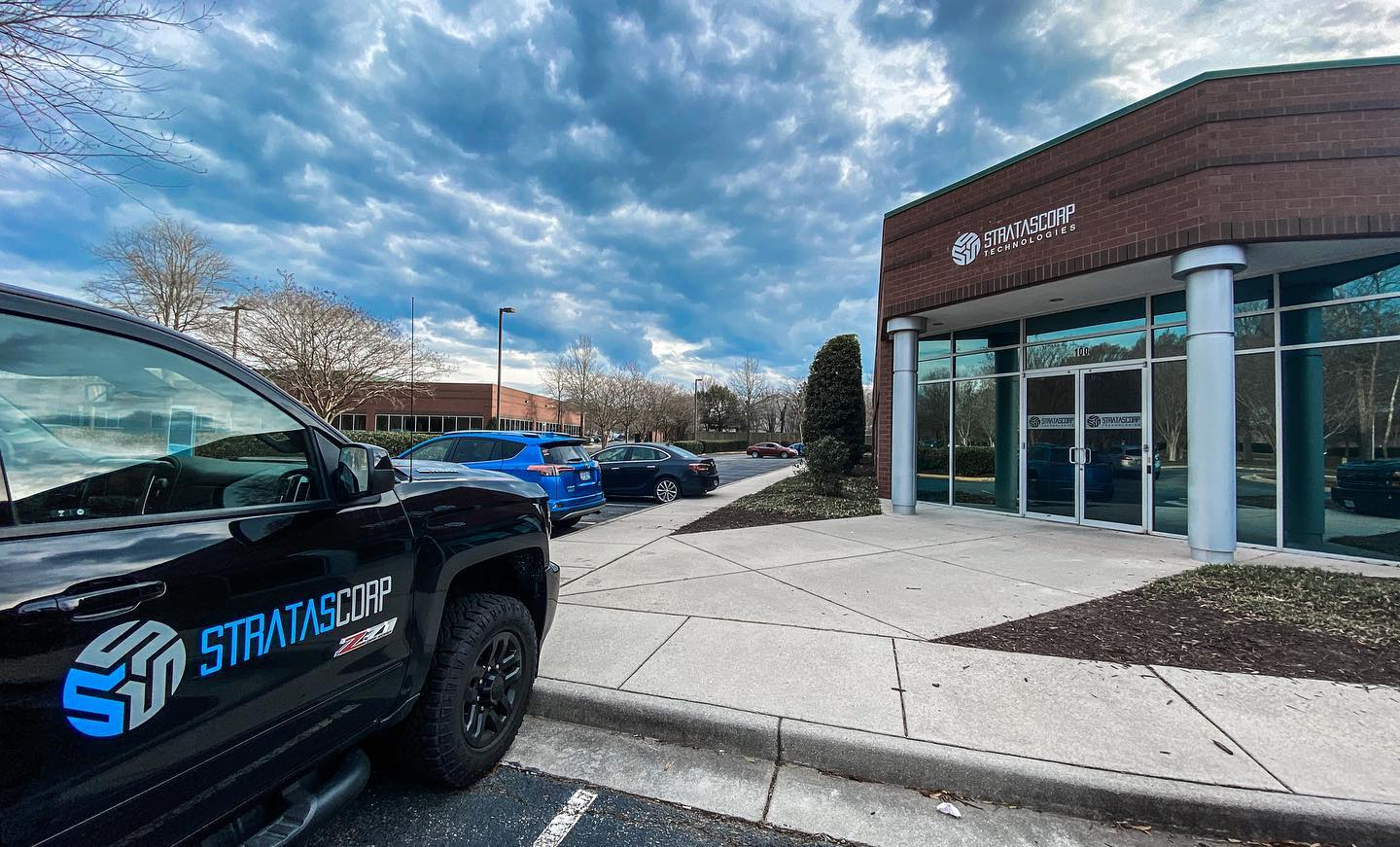 StratasCorp opens new Chesapeake Office to Support newly awarded 210M contract.