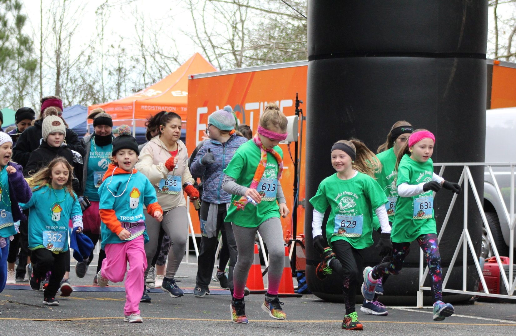 Run With the Cookies: Sixth Annual Cookie Classic