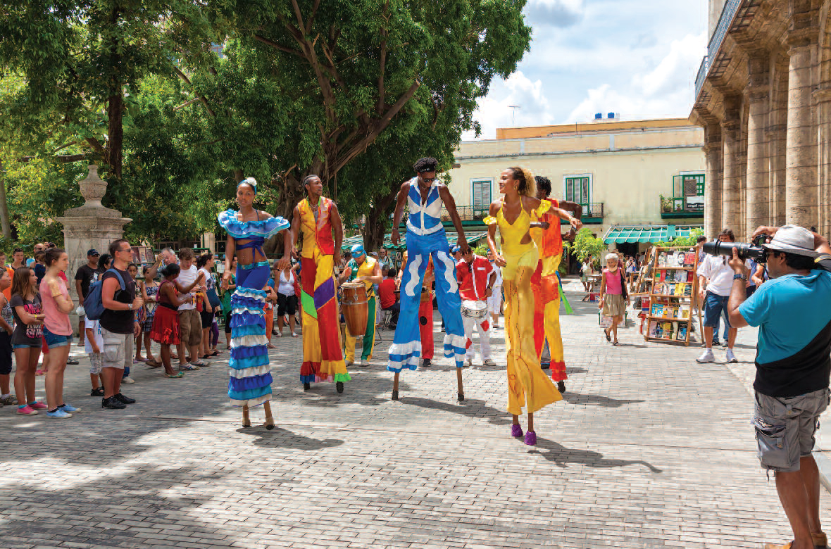 Cuba: A Tale of Four Cities May 28-June 5, 2015