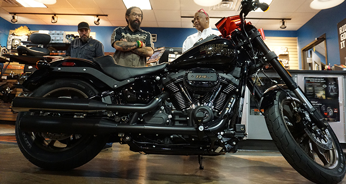Celebrating 20 Years at Bayside Harley-Davidson