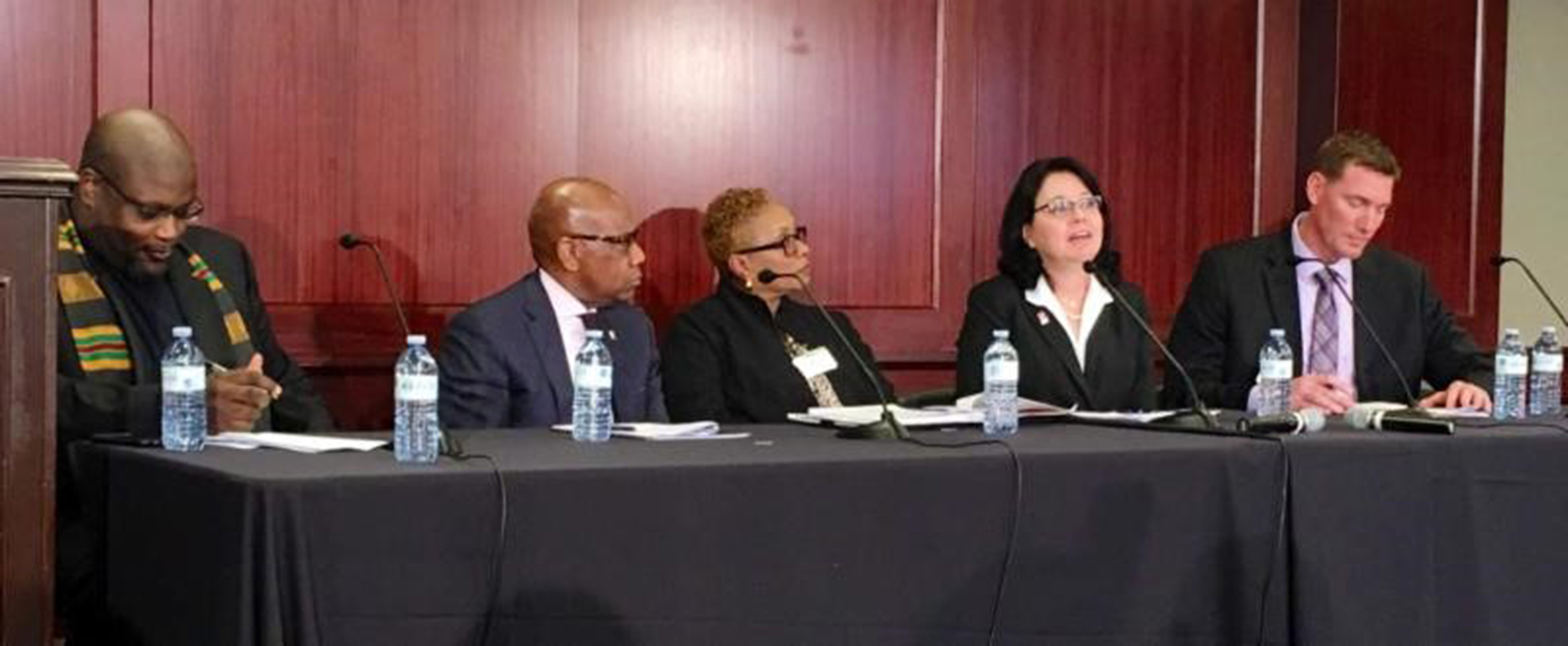 Lufkin Serves on Diverse Workforce Panel
