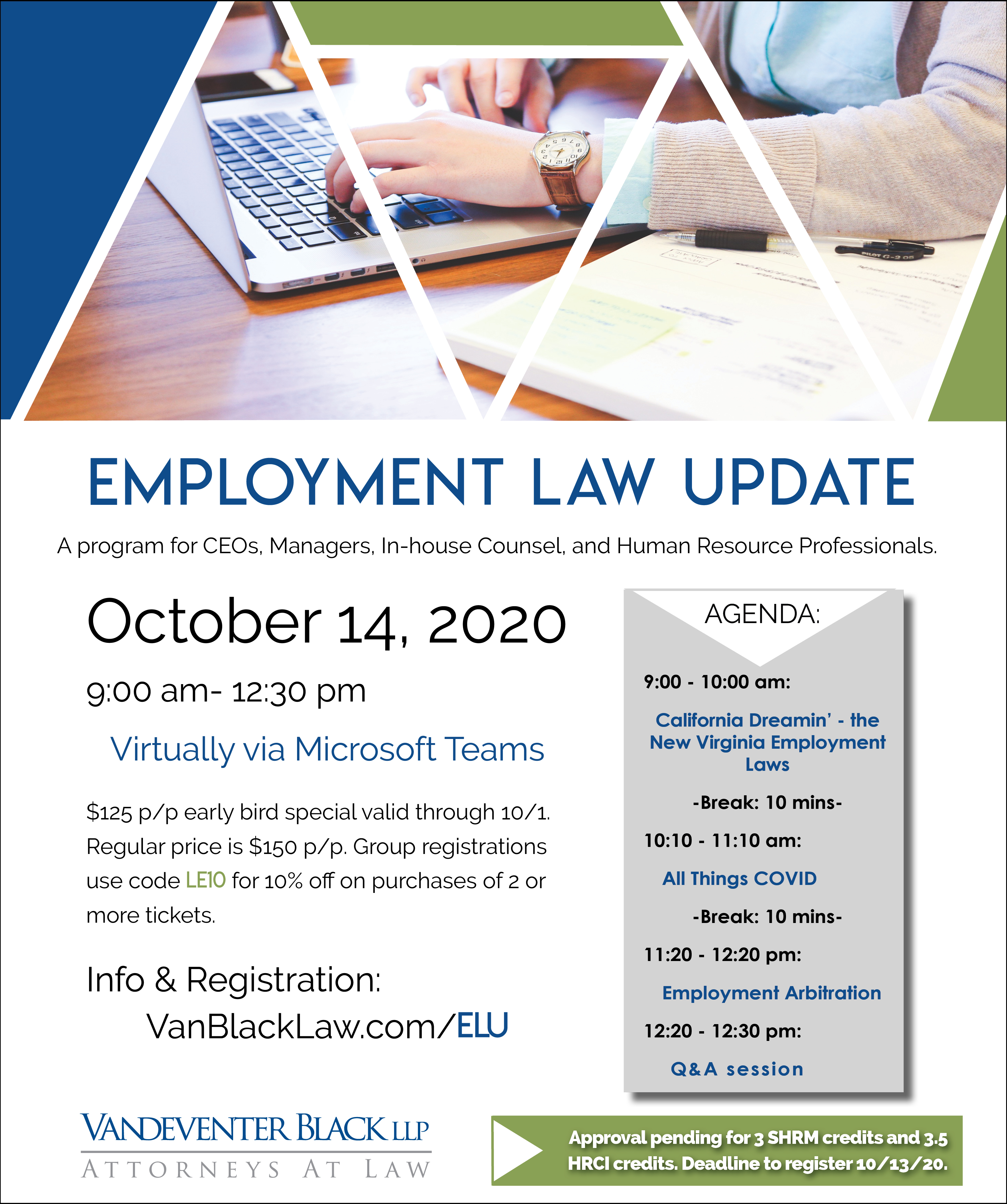 2020 Employment Law Update