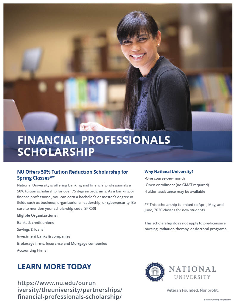Financial Scholarship