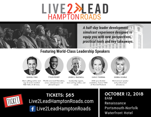 Live2Lead: Hampton Roads