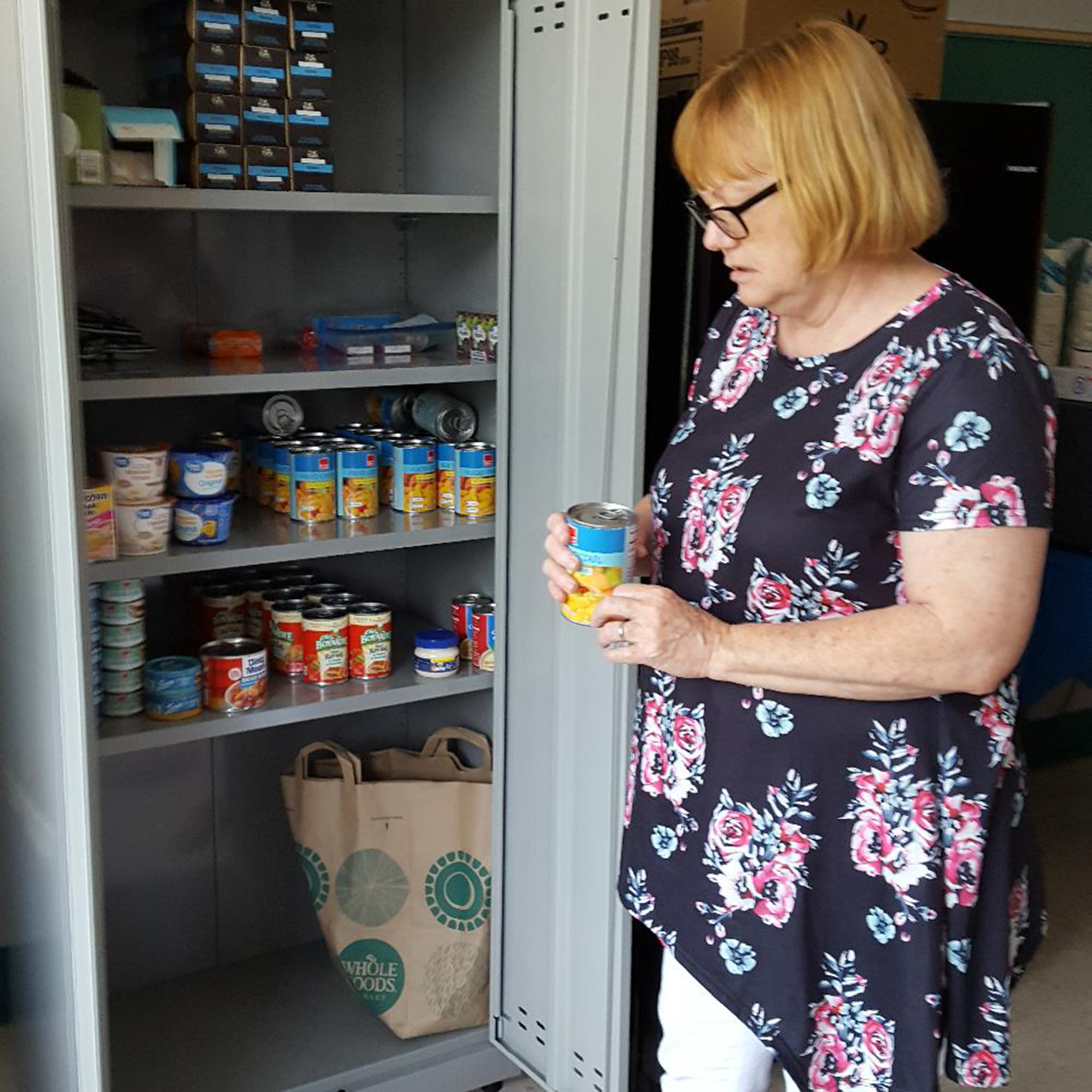 Anthem grant provides Camp Community College students with much needed food