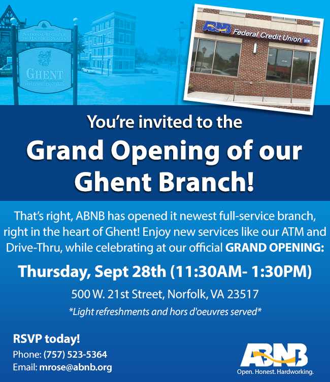 ABNB Ghent Grand Opening
