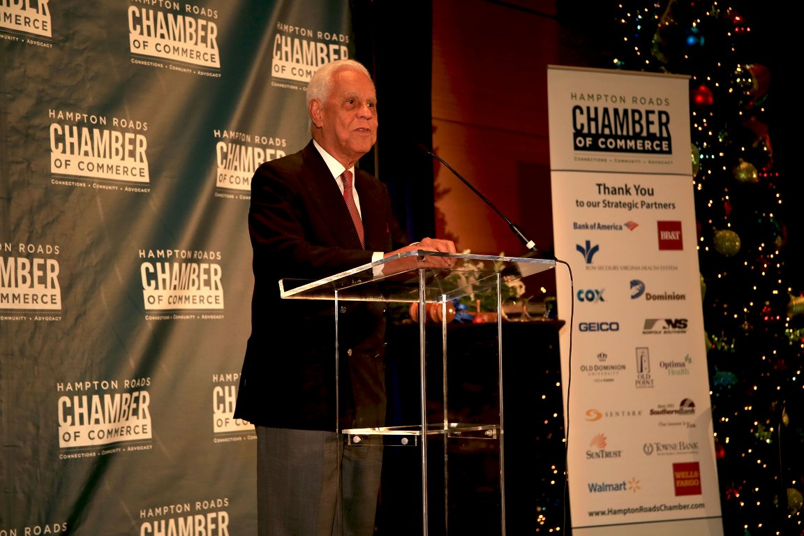 Hampton Roads Chamber of Commerce 2015 Annual Meeting
