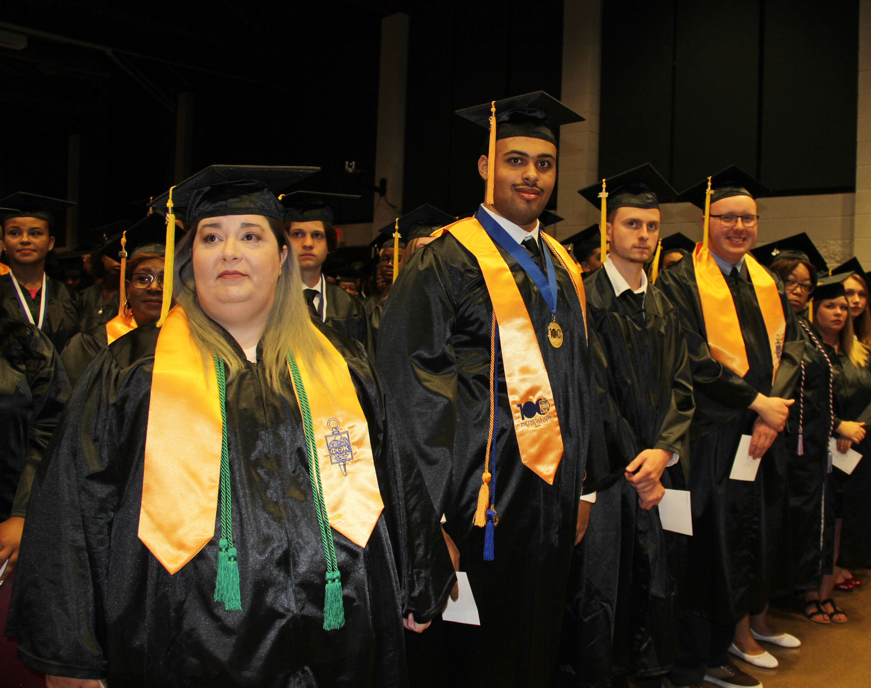 Paul D. Camp Community College Holds 48th Commencement Ceremony May 10, 2019