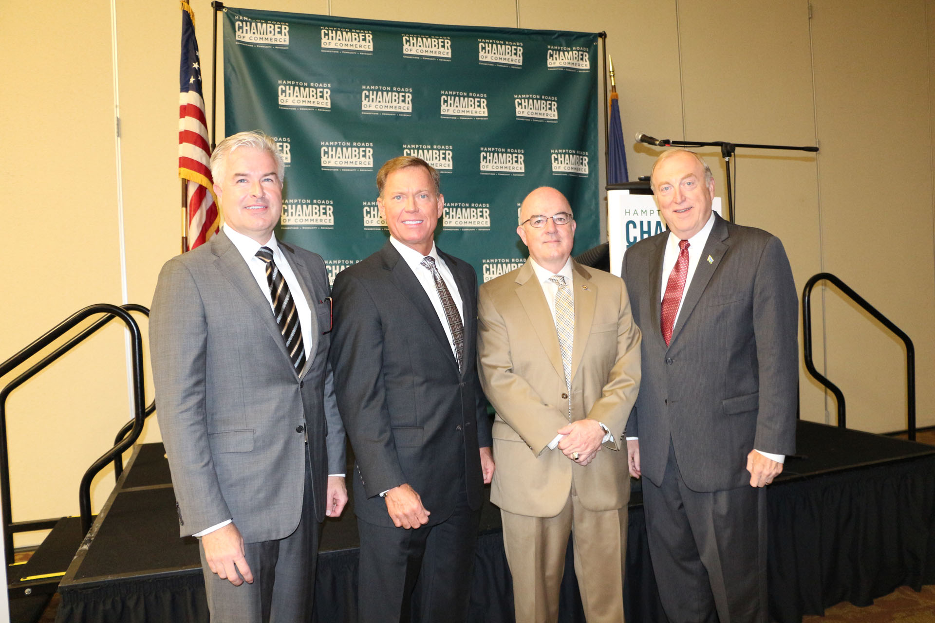 Chamber Hosts Briefing on 2016 Defense Budget