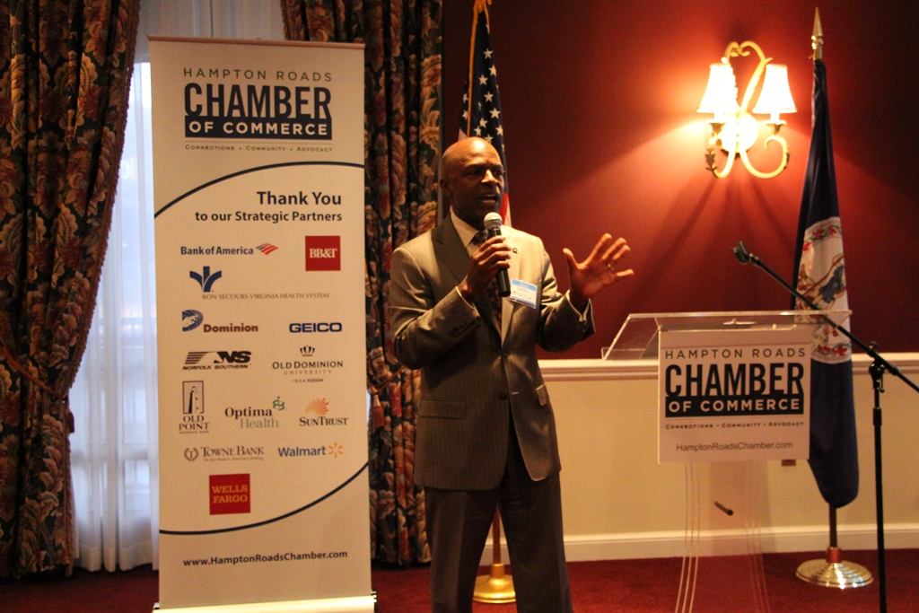 Hampton Roads Chamber of Commerce Hosts 11th Annual Legislative Reception