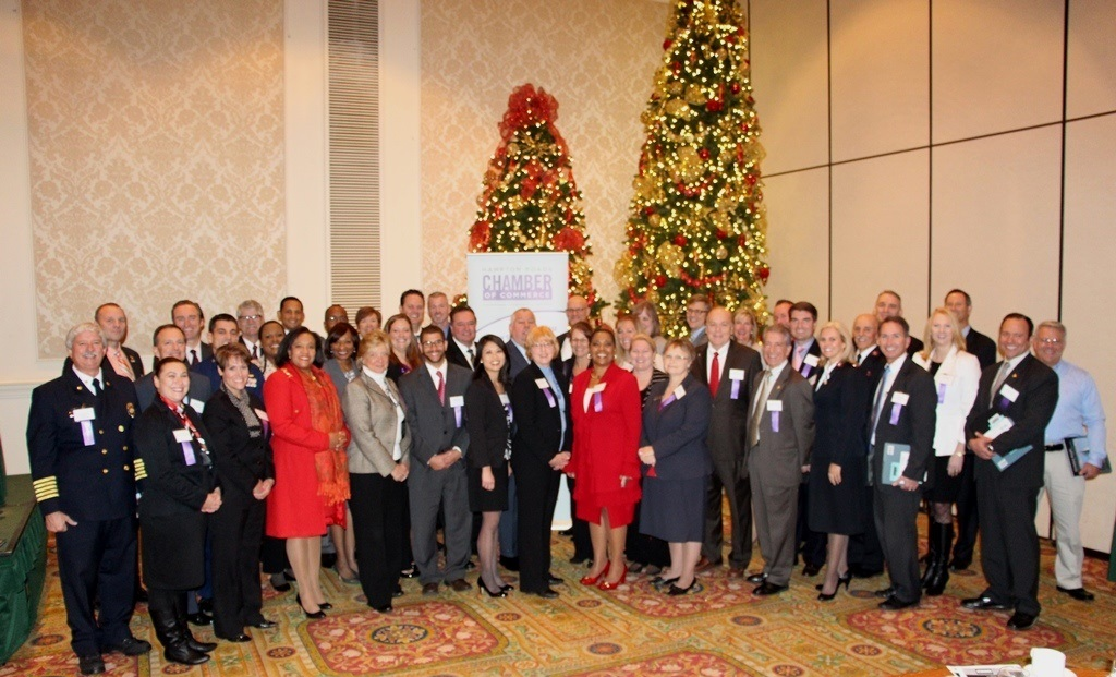 Chamber Welcomes New Executive Leaders to the Region