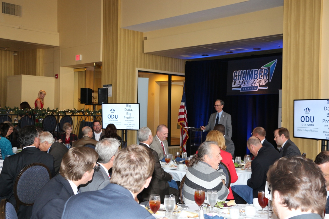 The Hampton Roads Chamber of Commerce Wraps Up their 2015 Chamber Leadership Series