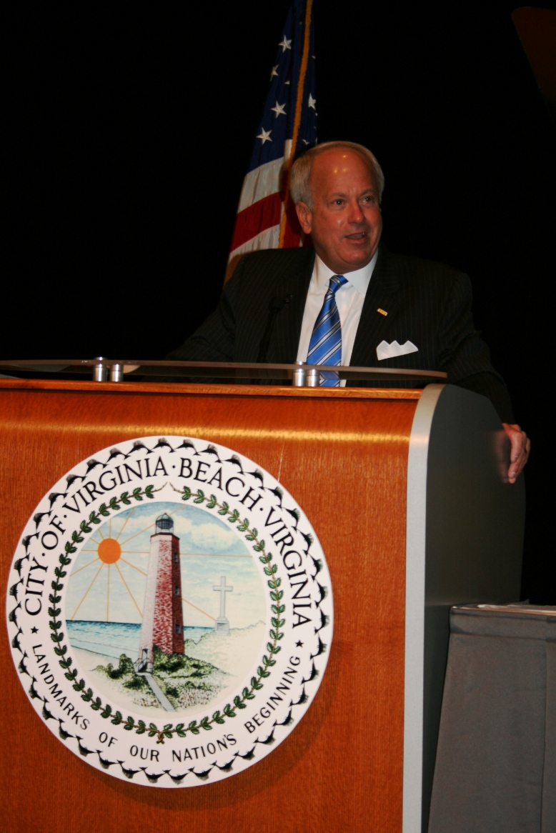 Mayor Sessoms Revealed his Bold Vision at Annual State of the City Address