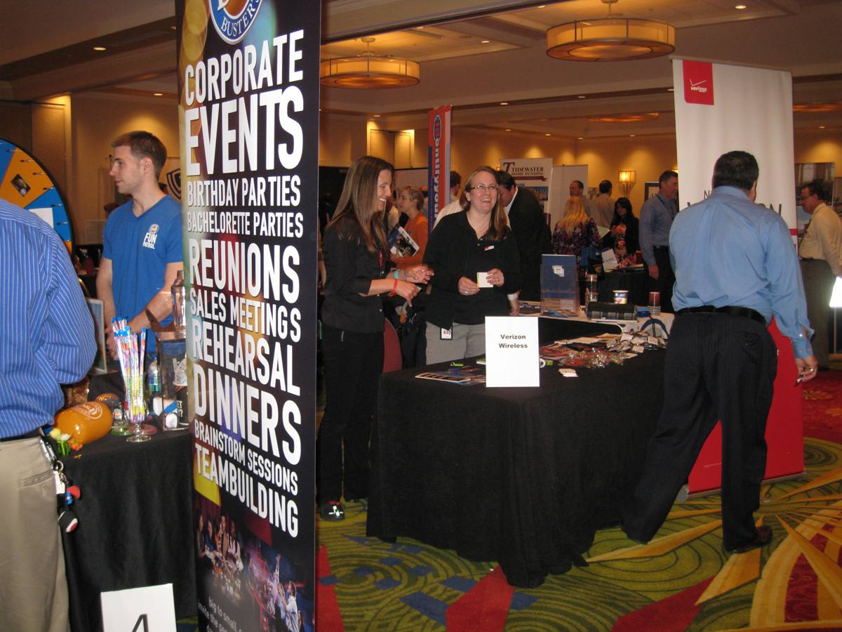 Inaugural Spring Business to Business Expo was Held on April 8