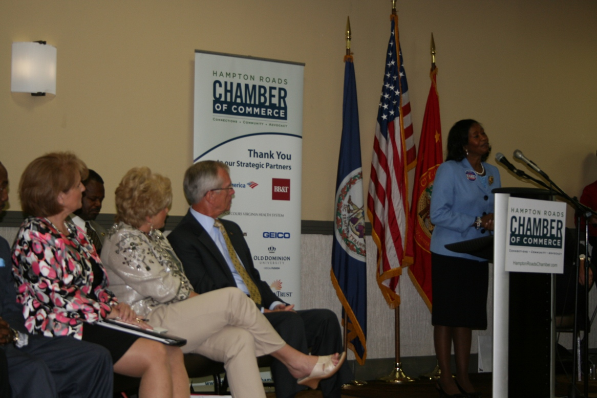 Chamber's Chesapeake Candidates Forum Provides Insight to Residents