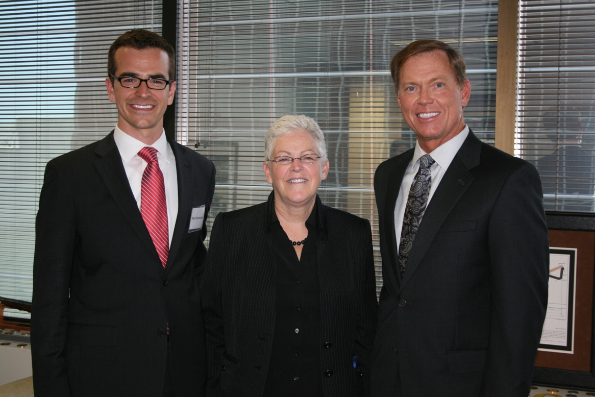 EPA Administrator Gina McCarthy Briefs Chamber at Business Leader Roundtable