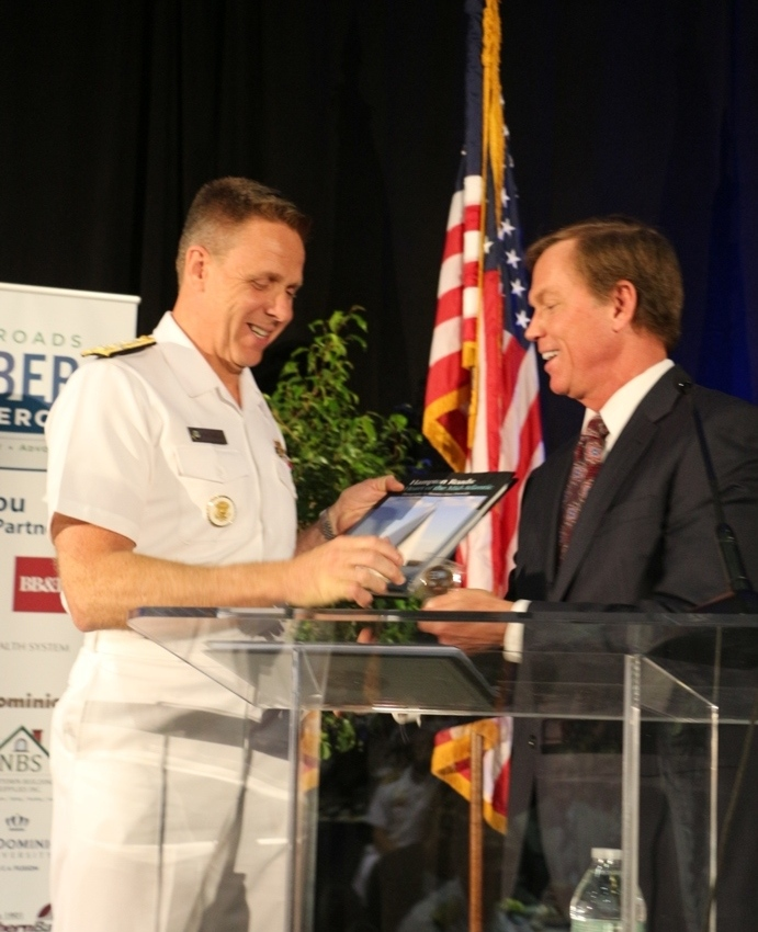 Admiral Philip Davidson's First Address to the Hampton Roads Business Community