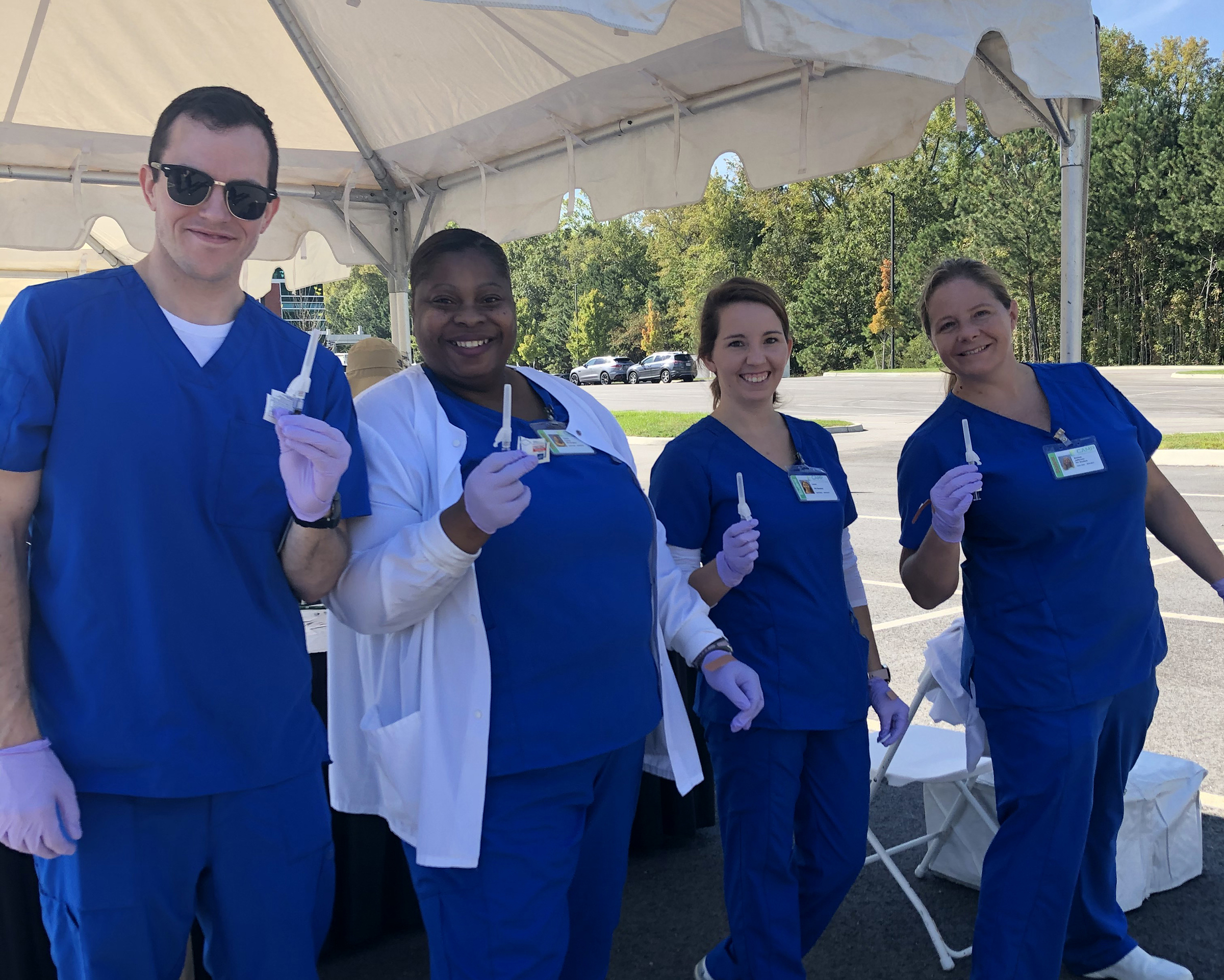 Camp seeks vendors for Professional Healthcare Career Fair