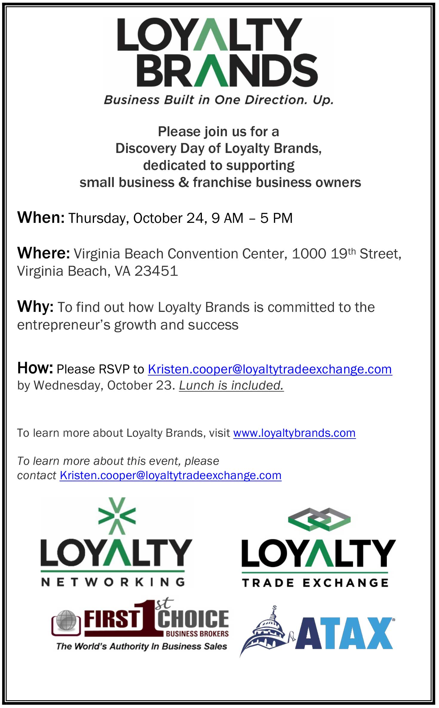 Discover Loyalty Brands