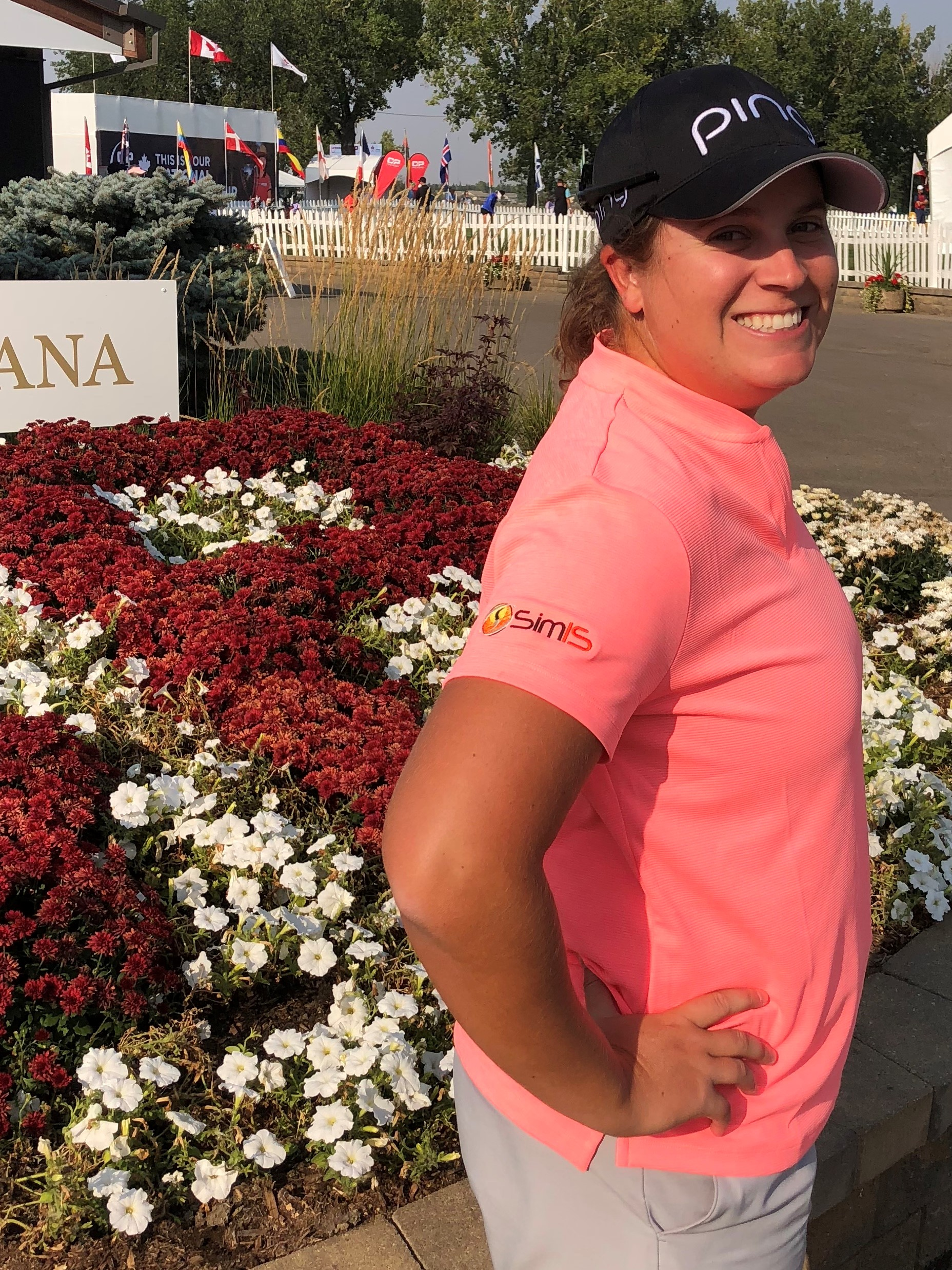 SimIS to Sponsor a local LPGA player