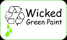 Wicked Green Paint