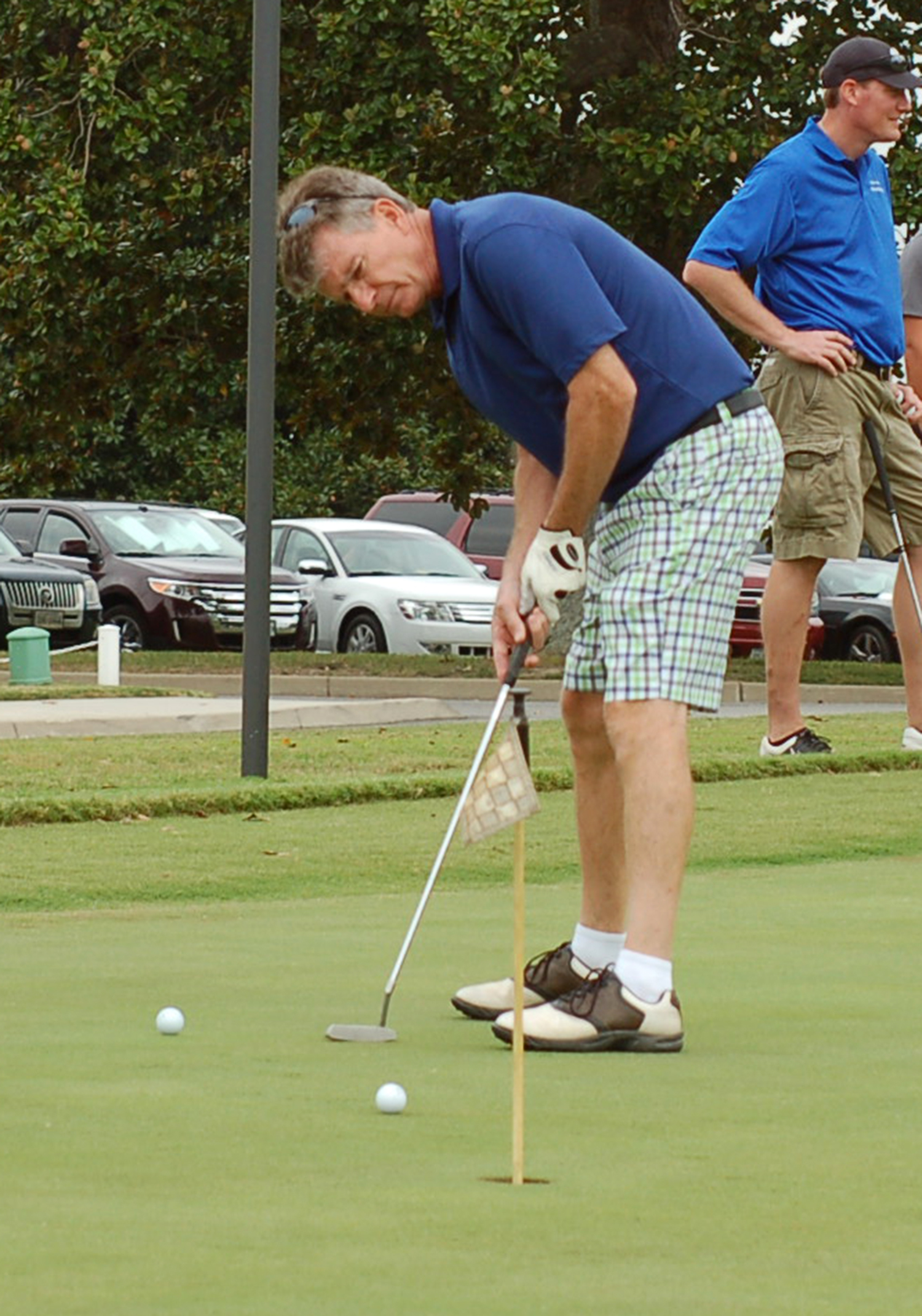 Paul D. Camp Community College Foundation holds 15th annual golf tournament