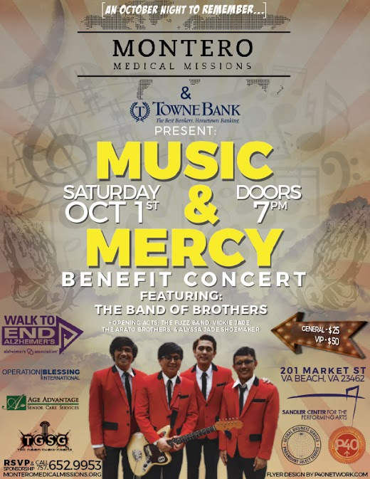 Music & Mercy Benefit Concert