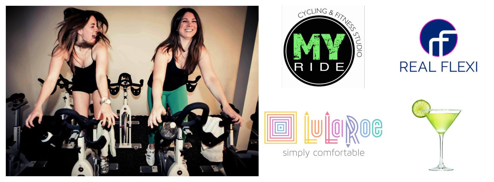 Ride, Sip, & Shop- January 28th