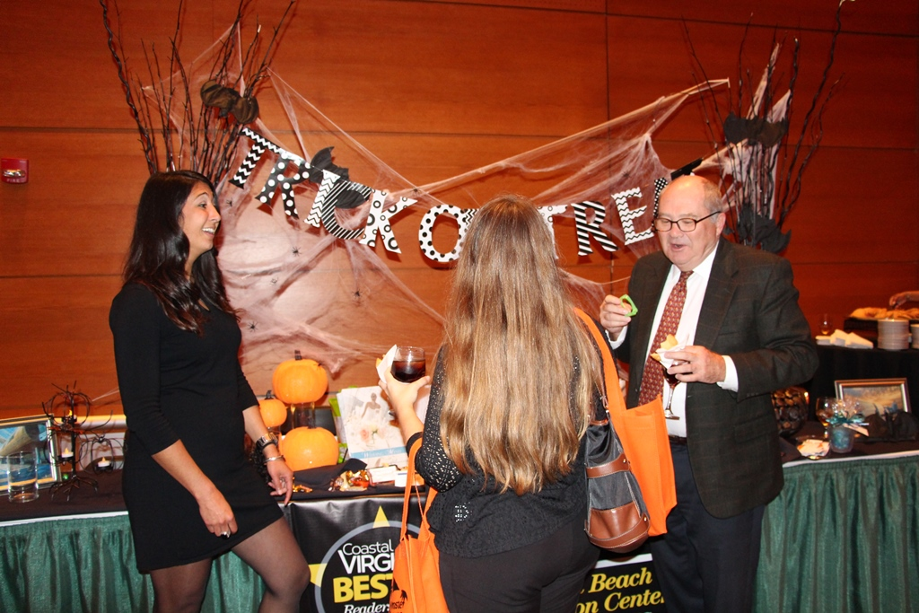 The Chamber's Monster Mega Mixer was a Spooktacular Success