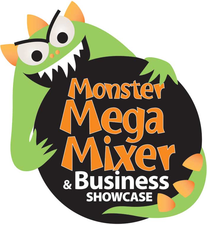 Spooktacular Monster Mega Mixer & Business Showcase