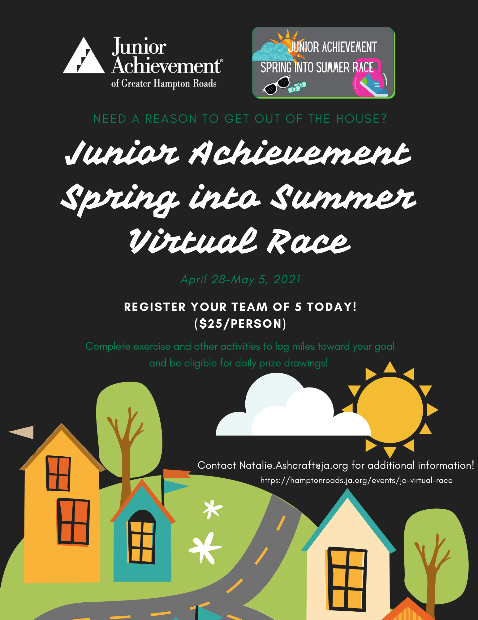 Junior Achievement Race
