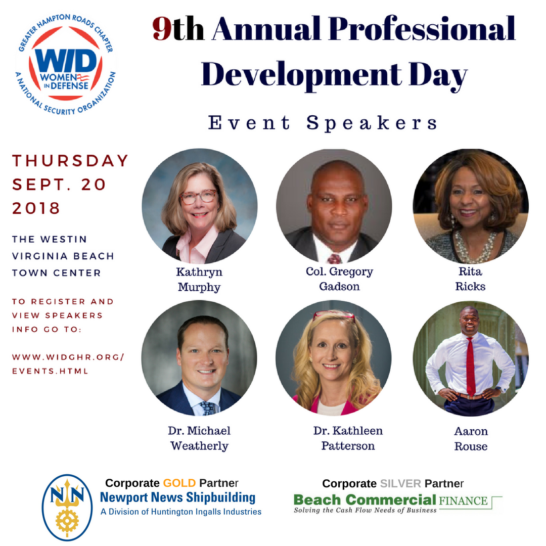 9th Annual Professional Development Day