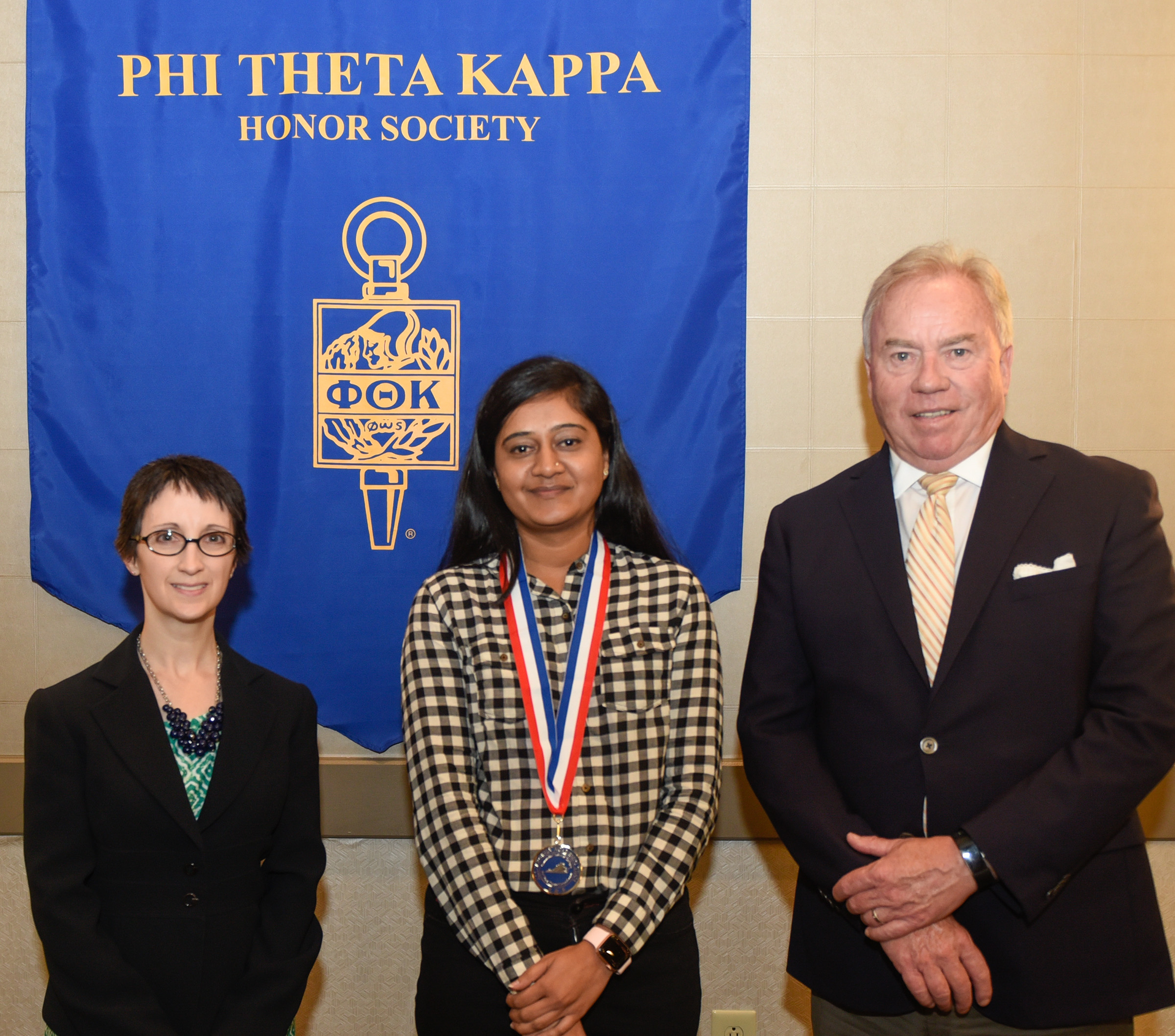 Paul D. Camp Community College students among those Phi Theta Kappa members recognized in Richmond