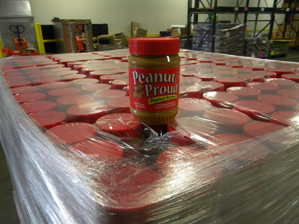 Peanut Butter Donation to Federation of Virginia Food Banks to Honor National Peanut Month