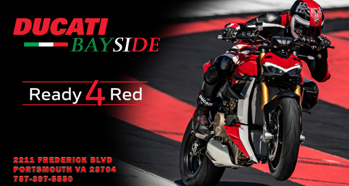 Grand Opening Of Bayside Ducati