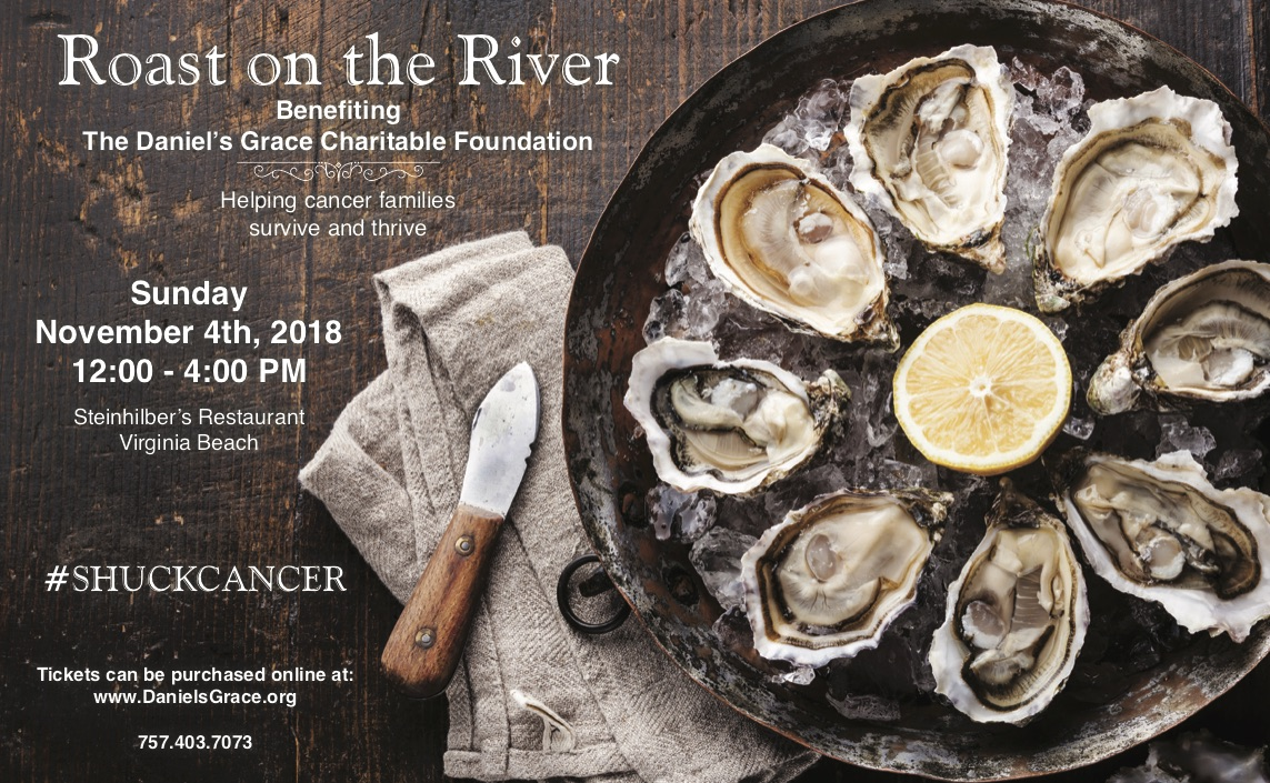 Roast on the River, benefiting Daniel's Grace