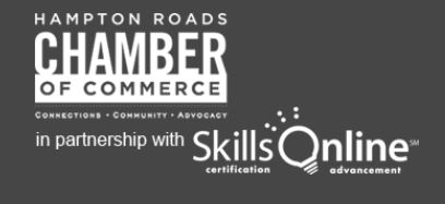 Regional Chambers Partner with WHRO in Initiative to Offer Training and Certification