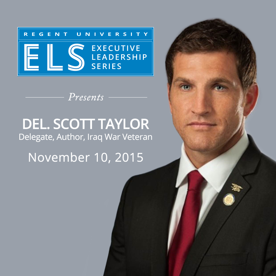 ELS Features Delegate Scott Taylor
