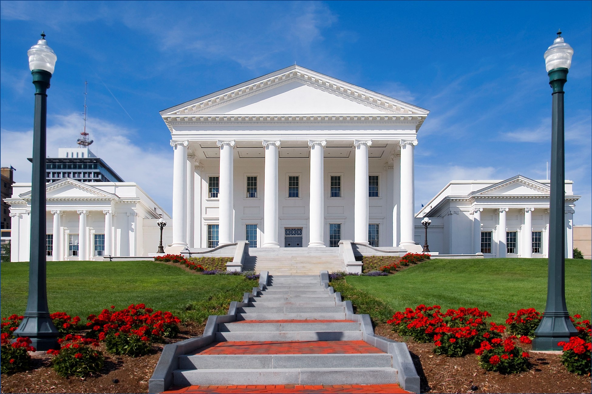 The Virginia General Assembly is back in session