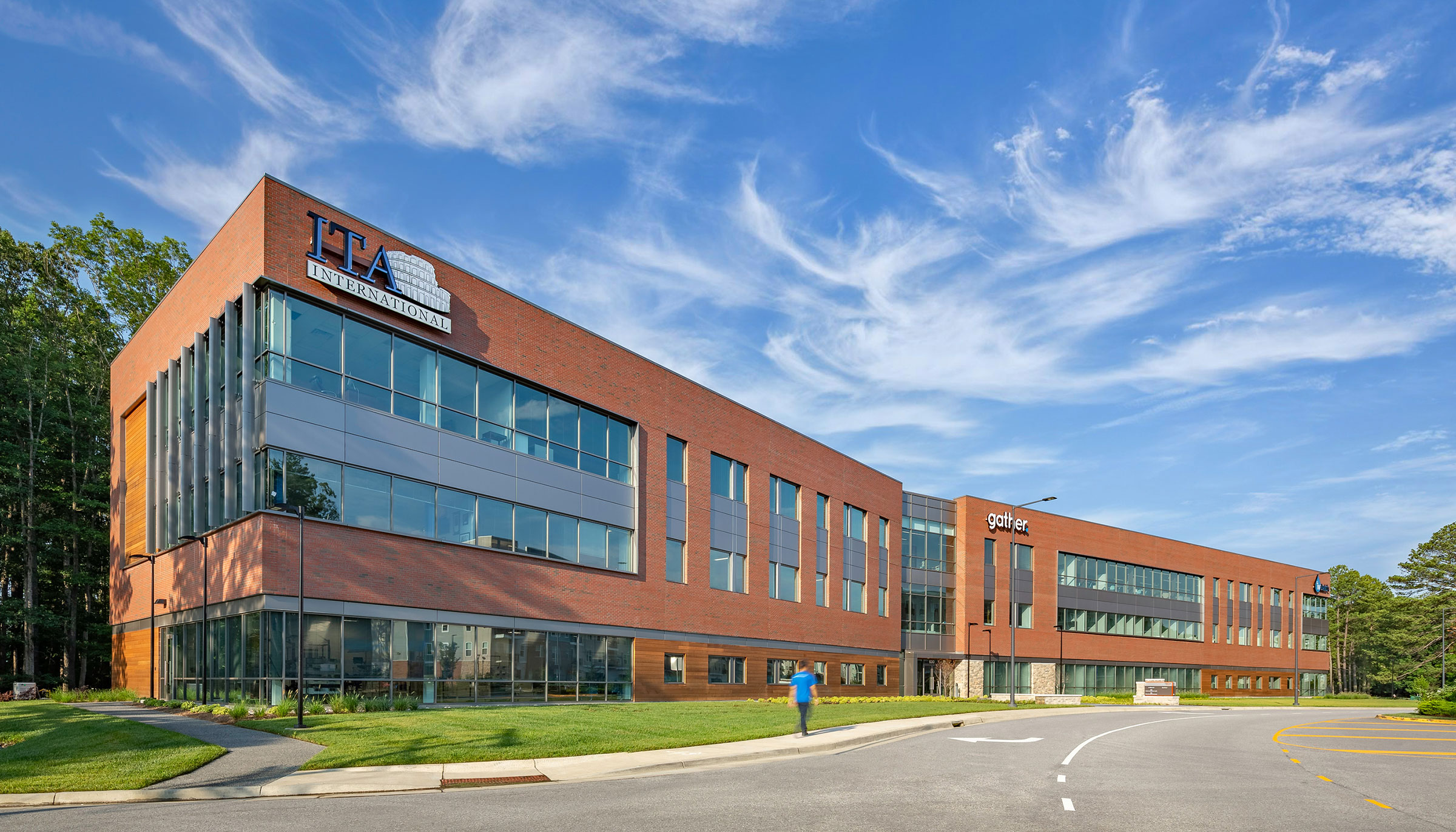 Building One at Tech Center Research Park Opens in Virginia
