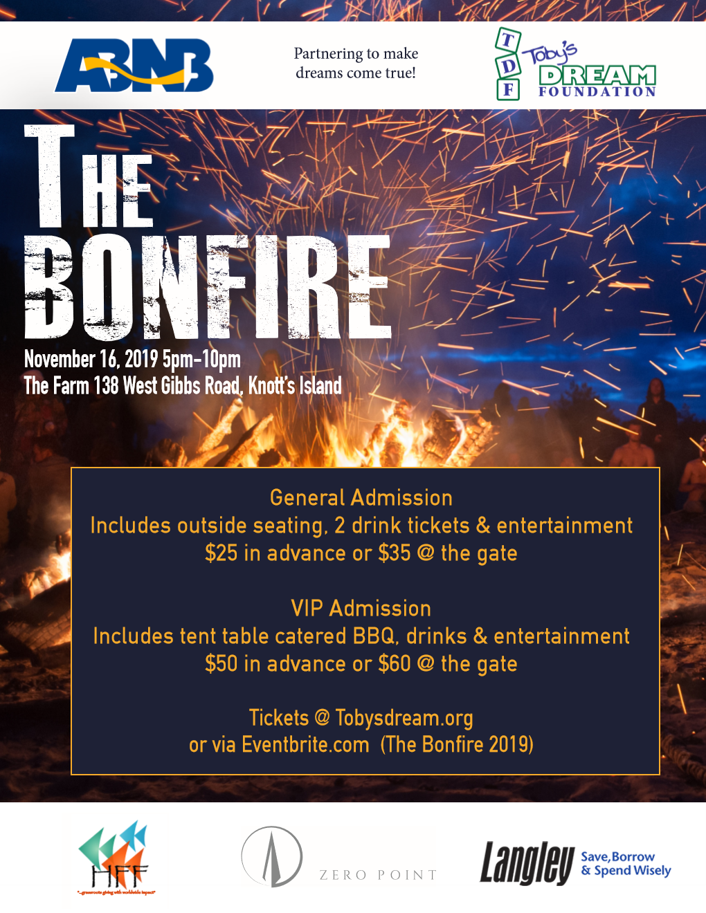 The Bonfire 2019