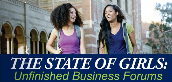 Girl Scouts of the Colonial Coast to Host The State of Girls: Unfinished Business Forum on Wednesday, September 30th