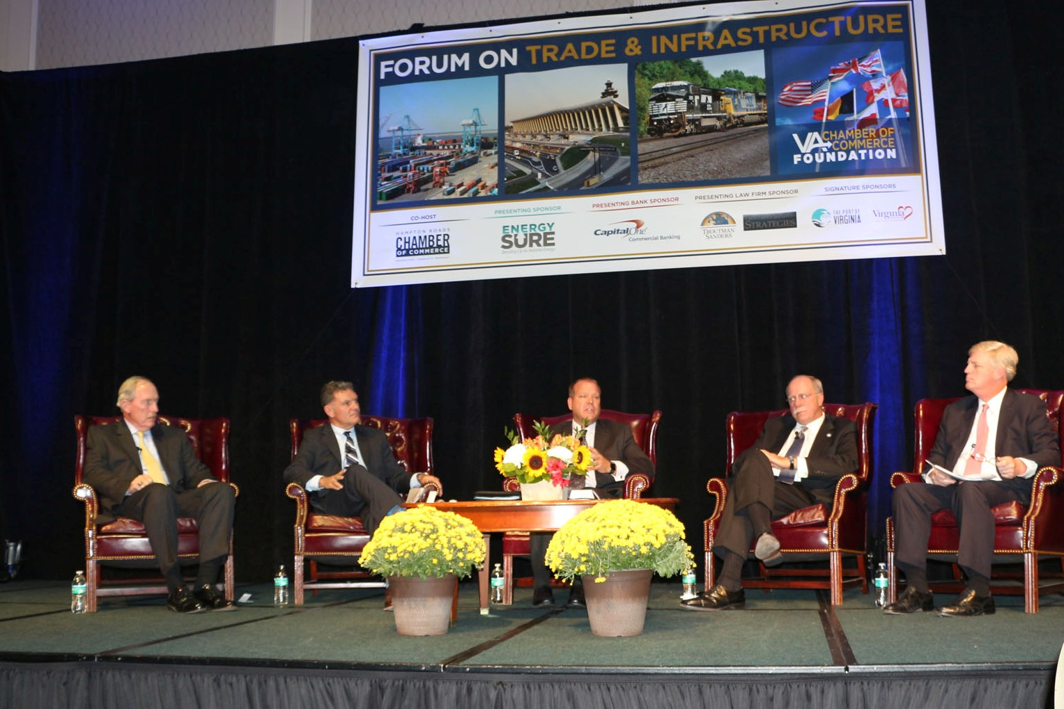Forum on Trade & Infrastructure