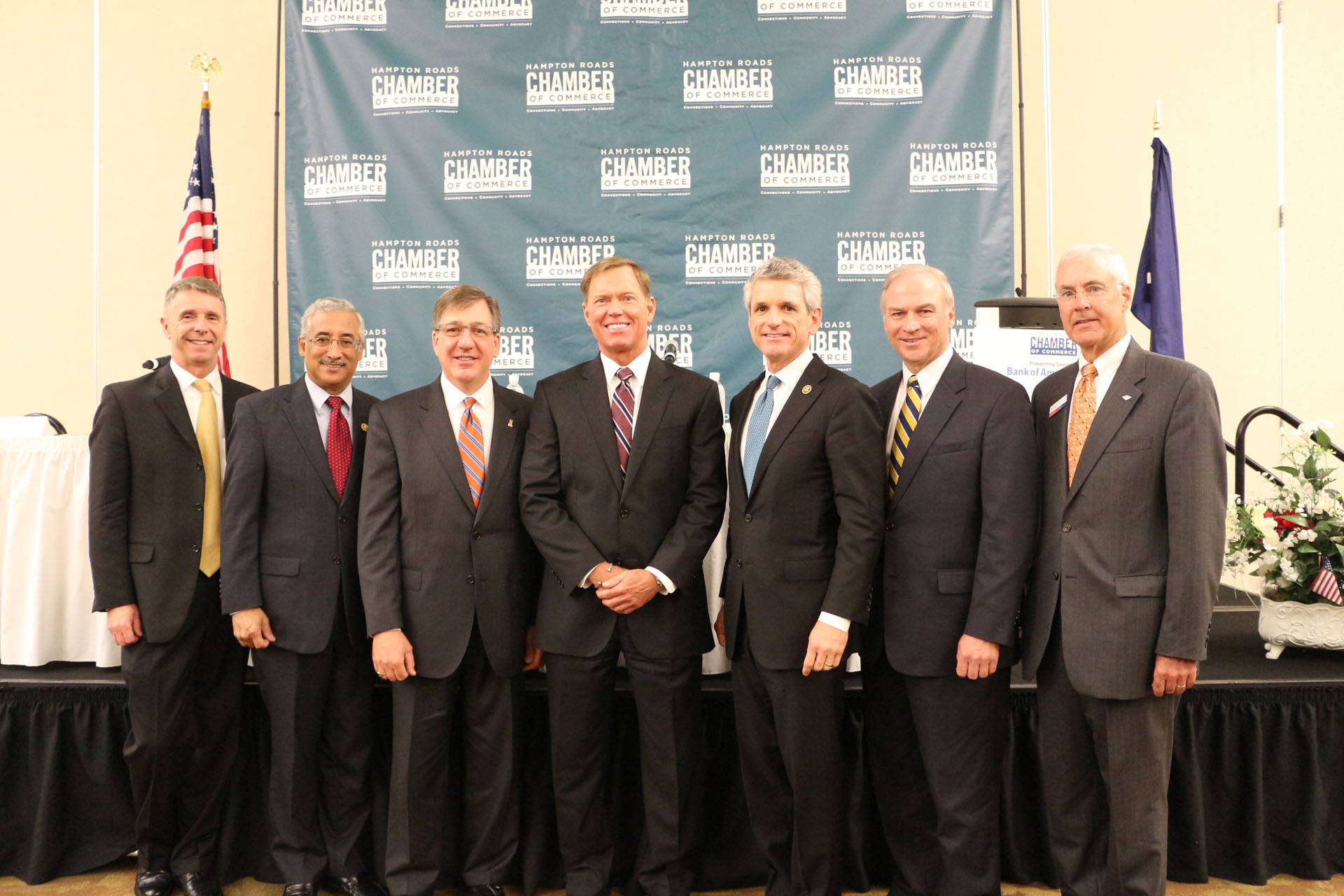 Chamber Hosts Annual U.S. Congressional Forum